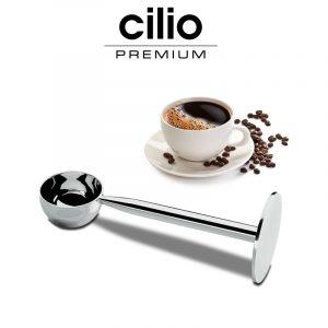 Kávé adagoló és tömörítő