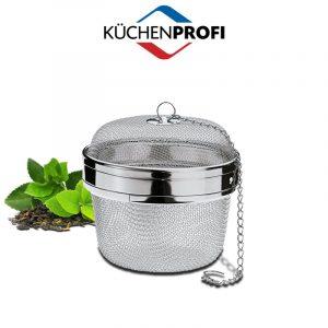 Tea- fűszertartó gömb 10,5 cm