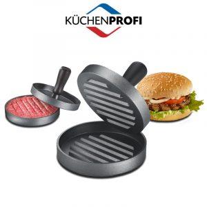 Hamburger húspogácsa nyomó, formázó